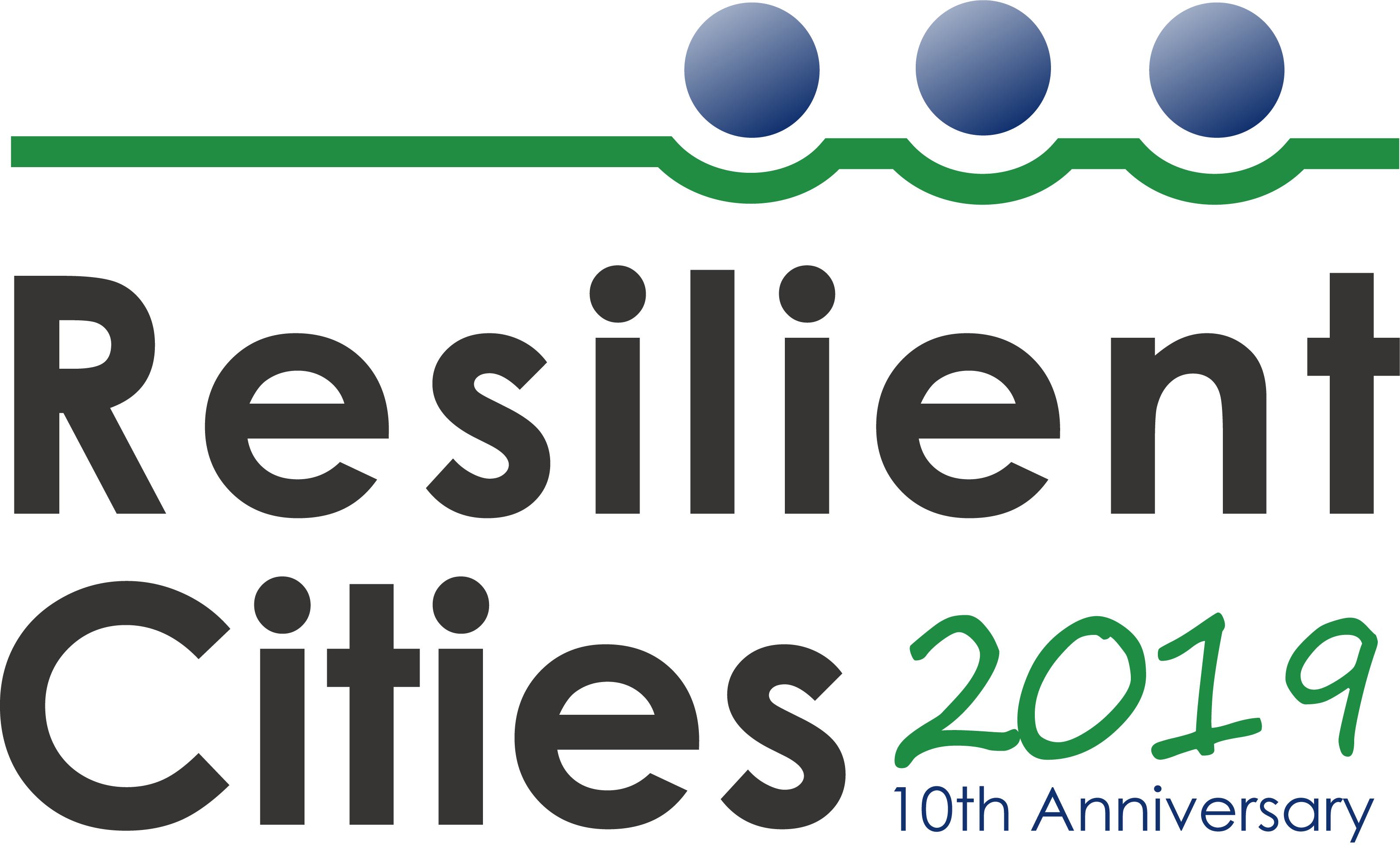 Resilient Cities 2019